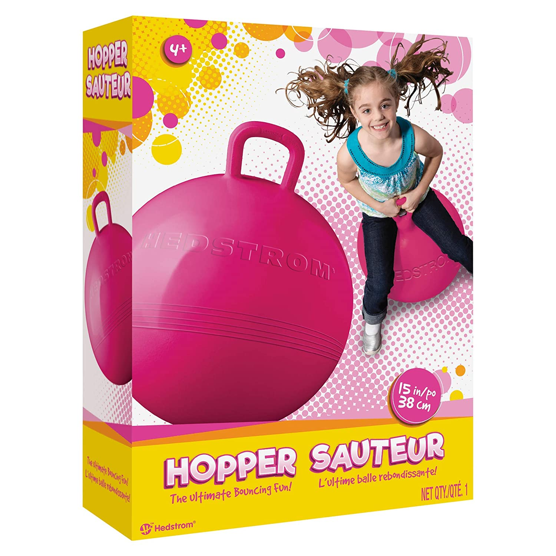 Hedstrom Pink 15 Hopper Ball