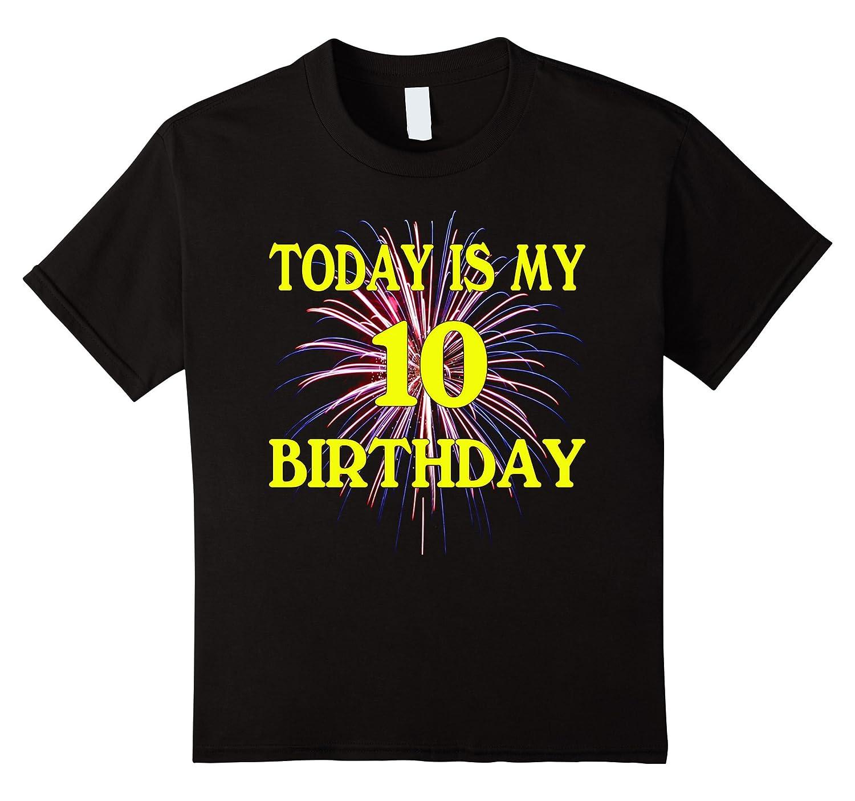 10th Birthday 10 Years Old-Awarplus