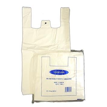 Eposgear® 4000 Júpiter medio plástico blanco chaleco bolsas ...