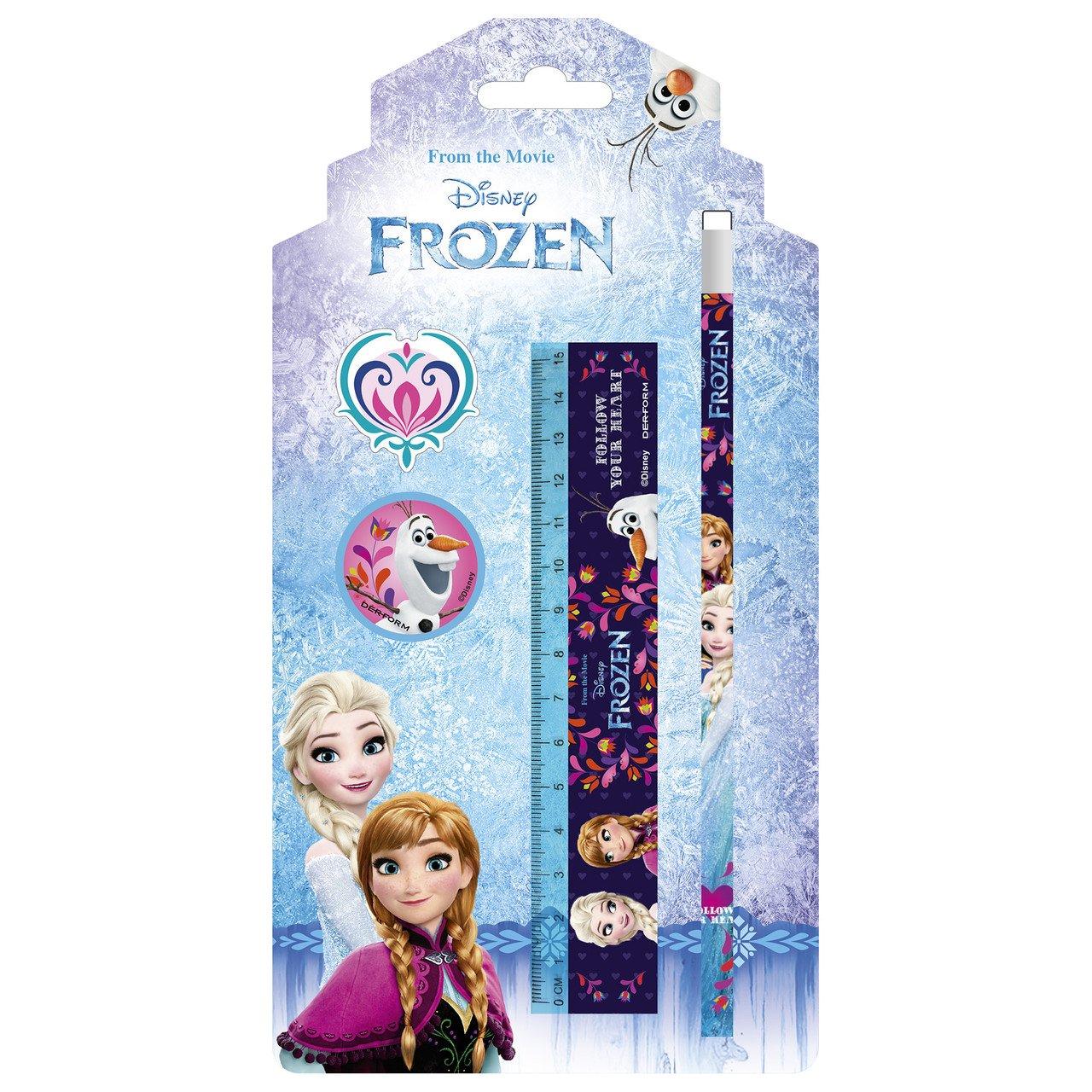 24 Tlg Amscan Mitgebsel Set Partyset Frozen Anna Elsa Geburtstag