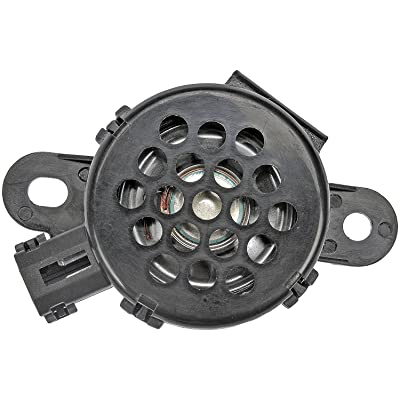 Back Up Assist Alarm Buzzer Assembly Speaker Fits 04-10 Infiniti QX56, 05-14 Nissan Armada, 05-14 Frontier, 04-08 Maxima, 13-14 NV200, 04-09 Quest, 04-14 Nissan Titan (Replaces 25640-7S200): Automotive
