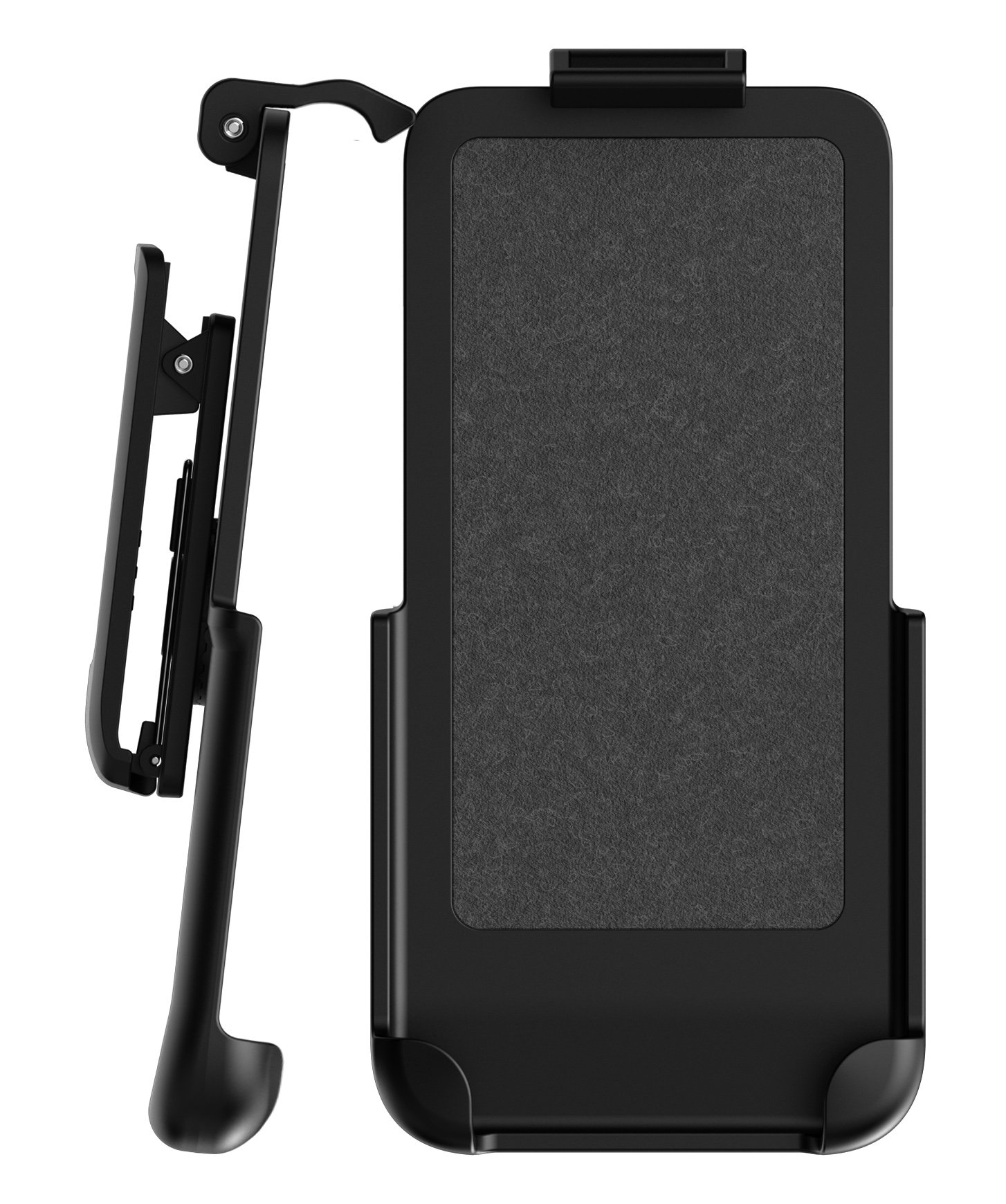 Encased Belt Clip Holster for Lifeproof Fre Case - iPhone 8 Plus 5.5'' (case not included)