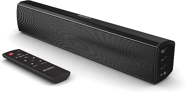 Majority Bowfell Barra de Sonido 2.1 con óptica, AUX + RCA Reproducción USB 30W TV Bluetooth PC Negro: Amazon.es: Electrónica