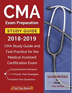 Medical assistant exam preparation for the cma and rma exams cma exam preparation study guide 2018 2019 cma study guide and test practice for fandeluxe Gallery