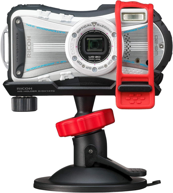 Ricoh O Cm1473 Kameraadapter Mit Saugnapf Für Wg Series Kamera