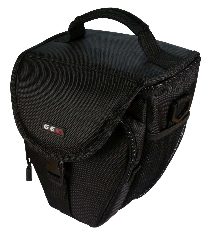 Gem簡単アクセスSLR Camera Case for Nikon d40、d40 X、d60、d80、d90、d600、d5000   B001U4TWTA
