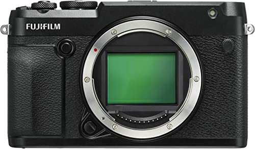 Fujifilm GFX 50R 51.4MP Mirrorless Medium Format Camera Body