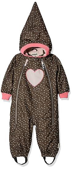 Racoon Baby-M/ädchen Schneeanzug