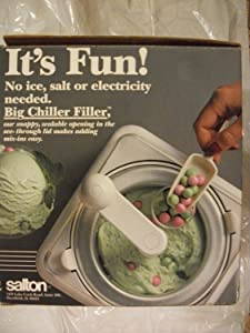 Big Chill Ice Cream/Frozen Delight Maker