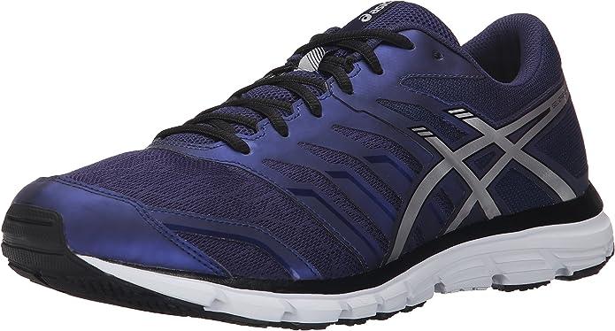 Asics Gel-Zaraca 4 Corte anatómico del Hombre de Zapatillas de Atletismo, Color, Talla 39,5 EU D(M): Amazon.es: Zapatos y complementos