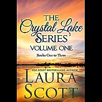 Crystal Lake Series Volume 1 Books 1-3: A Small Town Christian Romance
