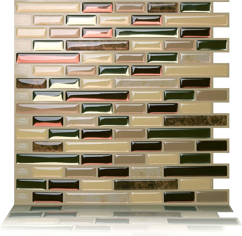 - Amazon.com: Tic Tac Tiles 10-Sheet Peel And Stick Self Adhesive