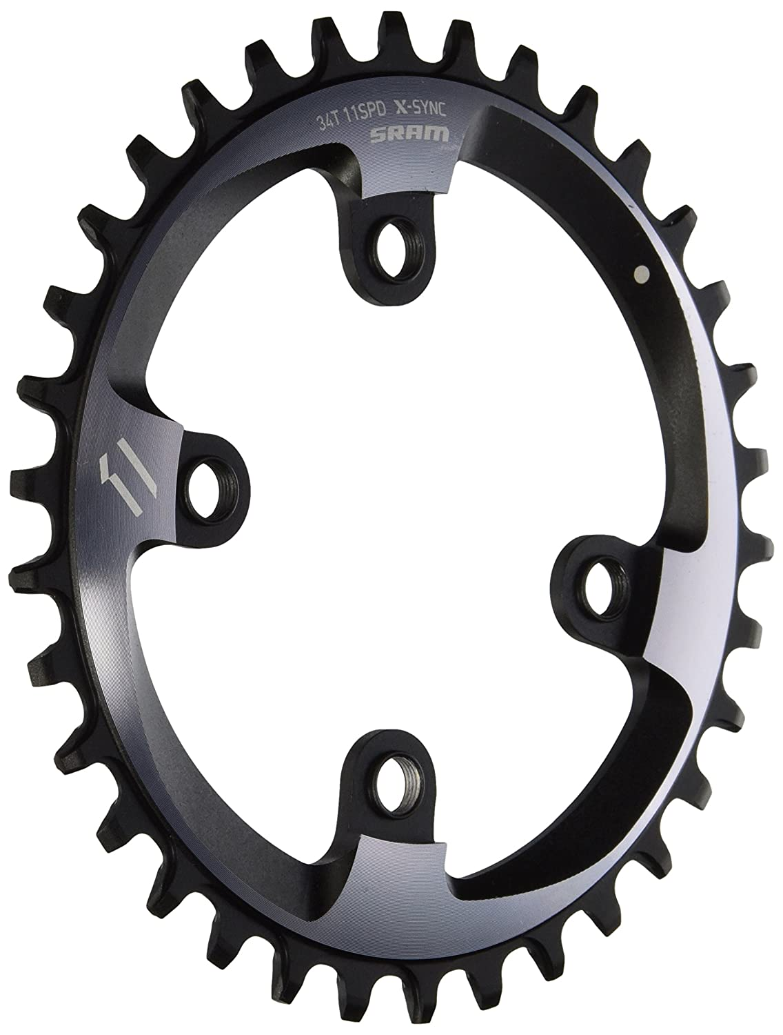 BLACKSPIRE 34t x 94mm NW Narrow Wide Bike Chain Ring 1x11 10 9 fit SRAM X01 X1