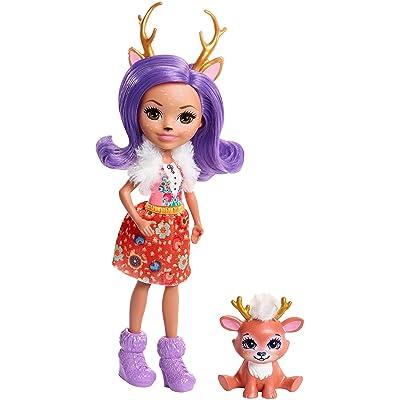 Enchantimals Danessa Deer Doll: Toys & Games