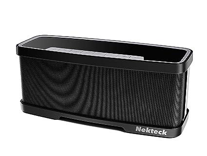 Amazon.com: Nekteck NK-S1 Altavoces Bluetooth 2.1 Canal ...