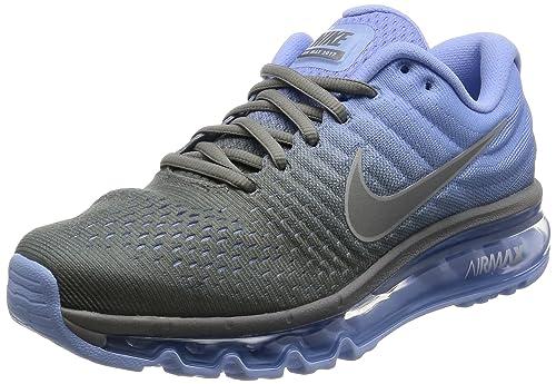 Nike Air Max 2017 Mujer Zapatillas De Running Blancas 849560 009