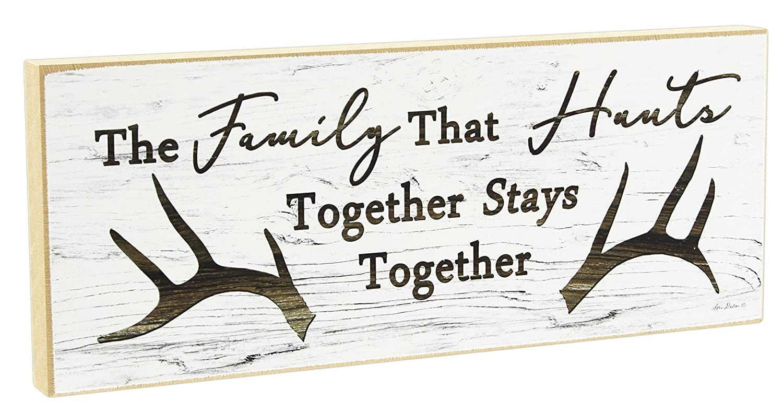 Jan Michaels 10 Sentimental Tabletop Wood Block ED146A Family Tree