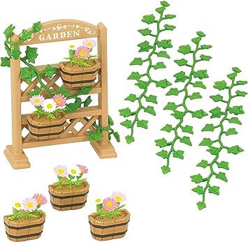Amazon.es: Sylvanian Families - 5224 - Set decoración de jardín: Juguetes y juegos