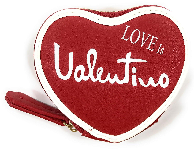 Monedero Valentino Stewie Rojo: Amazon.es: Equipaje