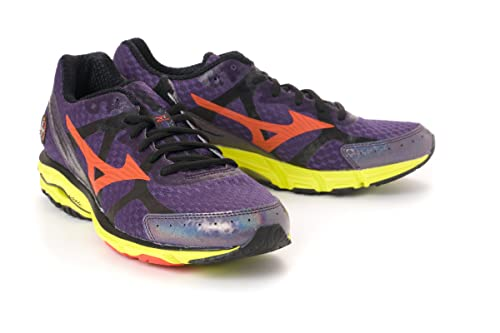 official photos 0aae9 12216 Mizuno Men's WAVE RIDER 17 Running Shoes J1GC140357 (US 9 ...
