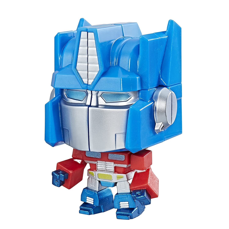 Rubik's Crew Game: Transformers Optimus Prime Edition Hasbro C2096