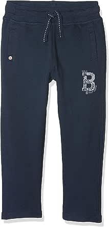 boboli 595043 Pantalones Deportivos, Azul (Marino), One Size ...