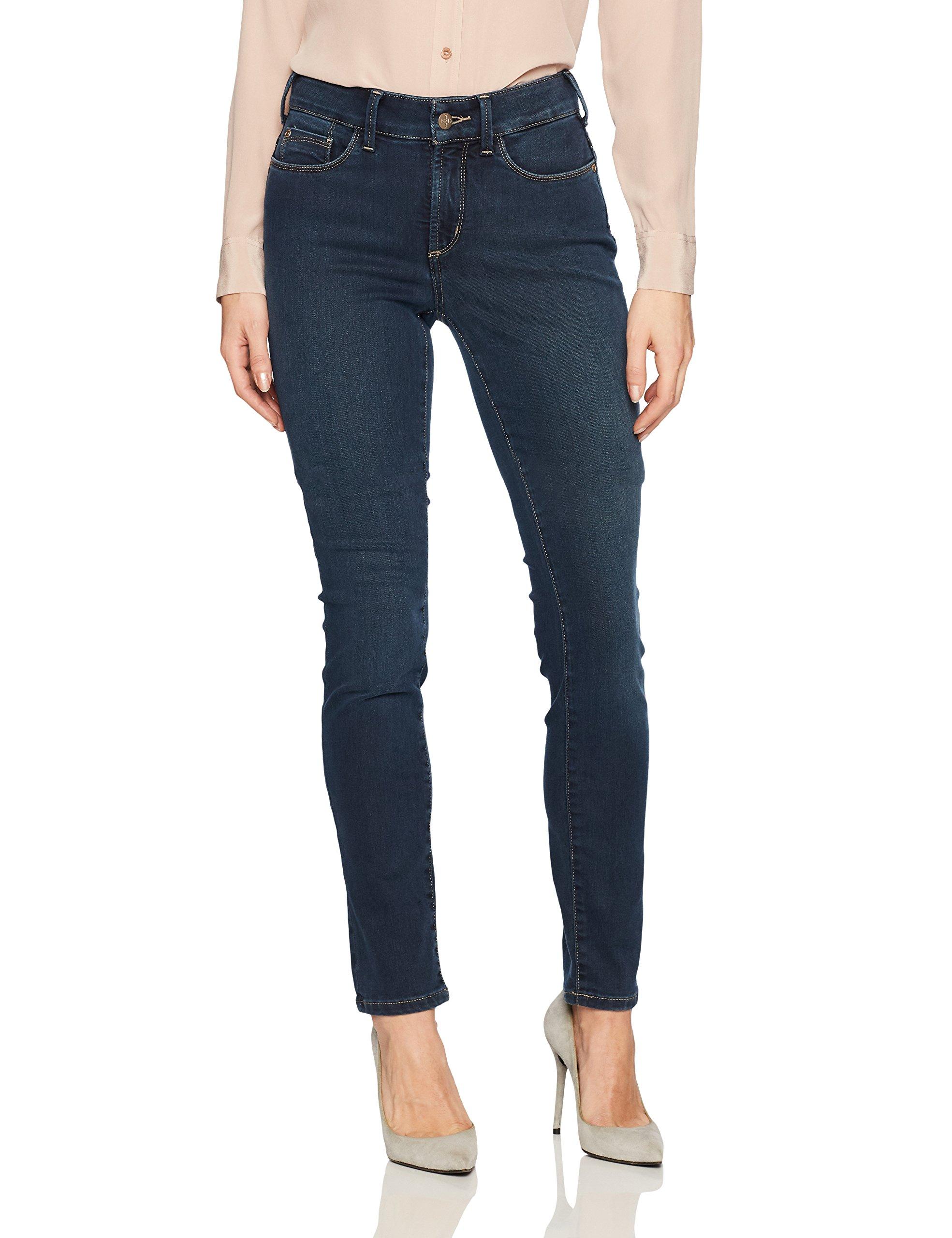 NYDJ Women's Uplift Alina Skinny Jeans in Future Fit Denim, Rome, 8