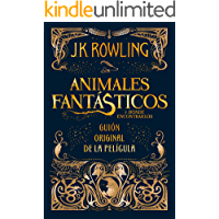 Animales fantásticos y dónde encontrarlos: guión original