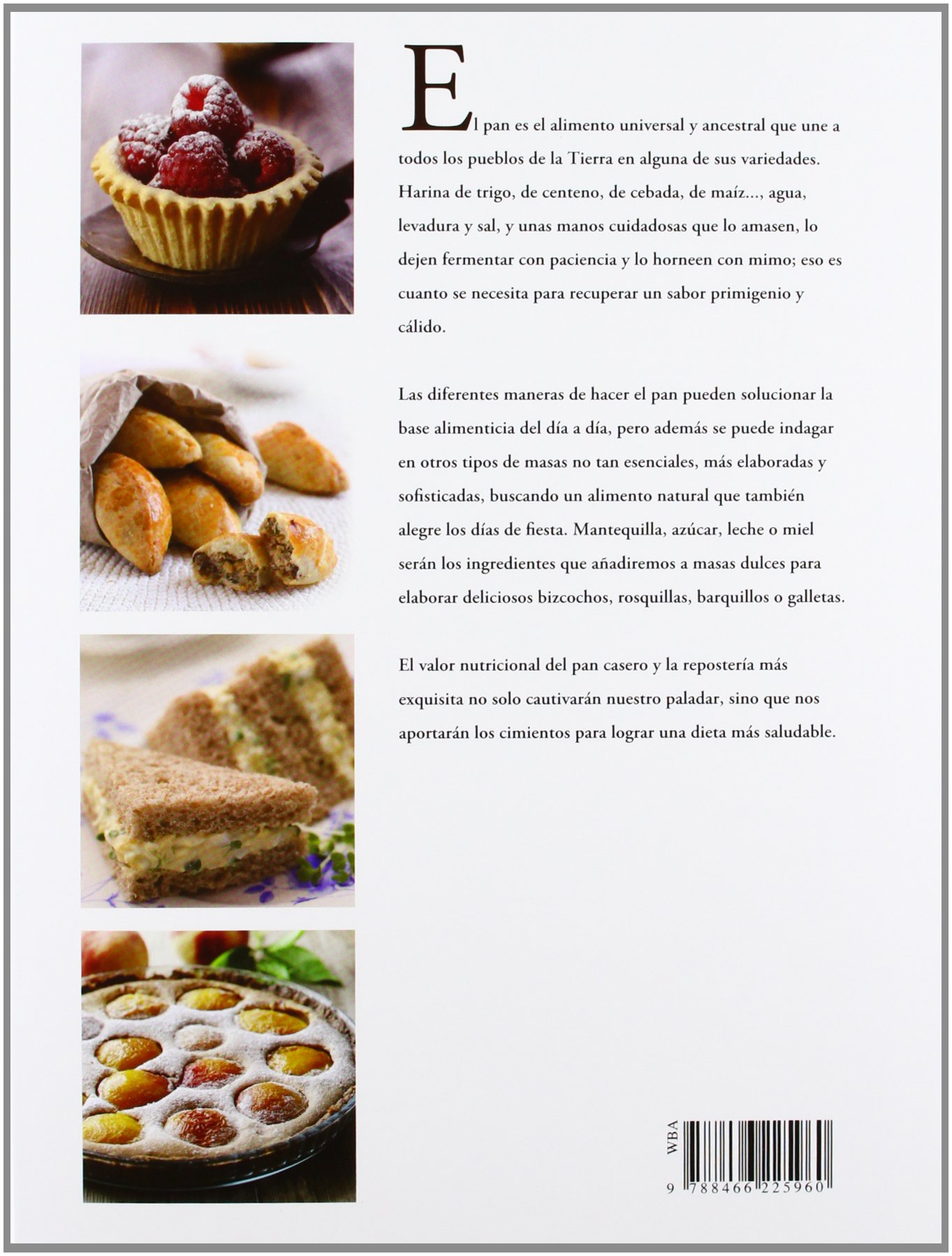 Pan & otras masas / Bread and other doughs: Un aroma tradicional / A Traditional Flavor (Spanish Edition): Maria Paz Valdés, Equipo Editorial: ...