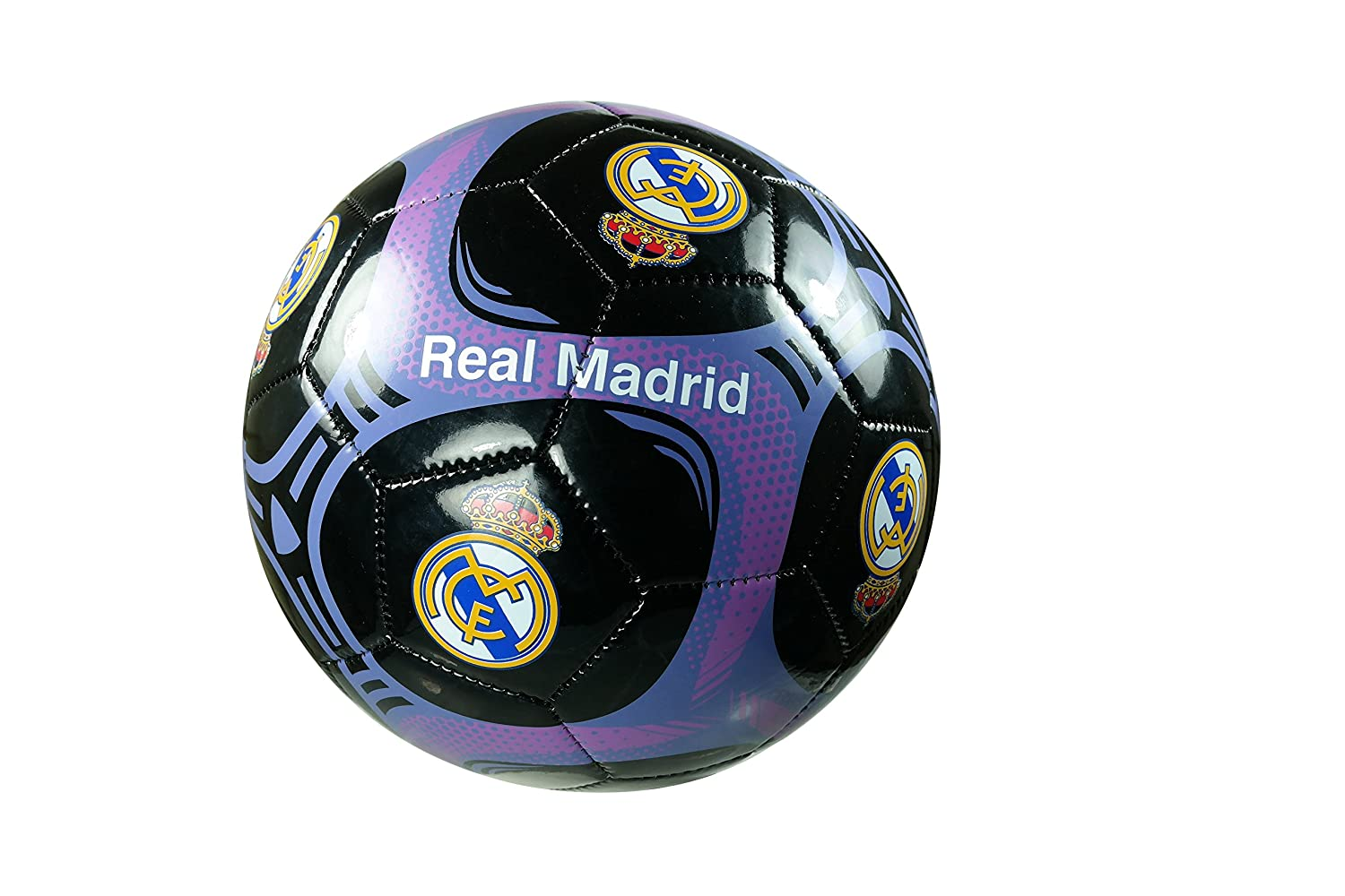 Real Madrid c.f. Authentic Official Licensedサッカーボールサイズ5 B076V3DHT75