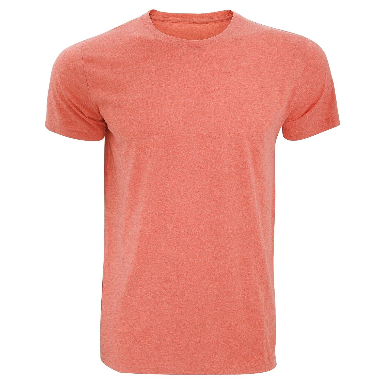 Amazon.com: Russell Mens Slim Fit Short Sleeve T-Shirt: Clothing