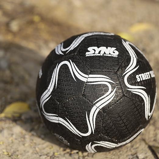 SYN6 Composite Rubber Football Match Balls
