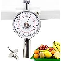 newtry frutas pénétromètre Esclerómetro frutas comprobador de dureza