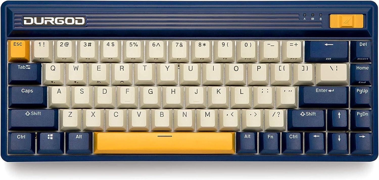 Durgod Fusion Navigator 65% Mechanical Keyboard