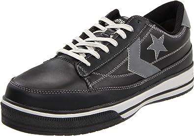 Steel-Toed Work Shoe