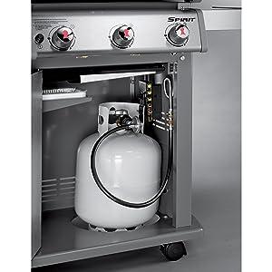 Weber Spirit Liquid Propane Gas Grill