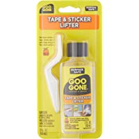 Goo Gone Homax Sticker Lifter, Multi-color, 2 fl. Oz