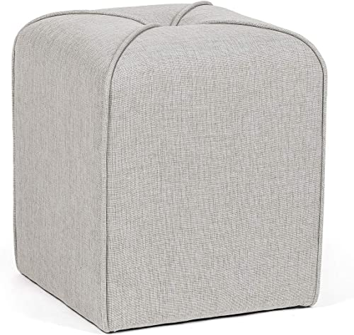Deal of the week: Adeco Modern Simple Cushioned Ottoman Cube
