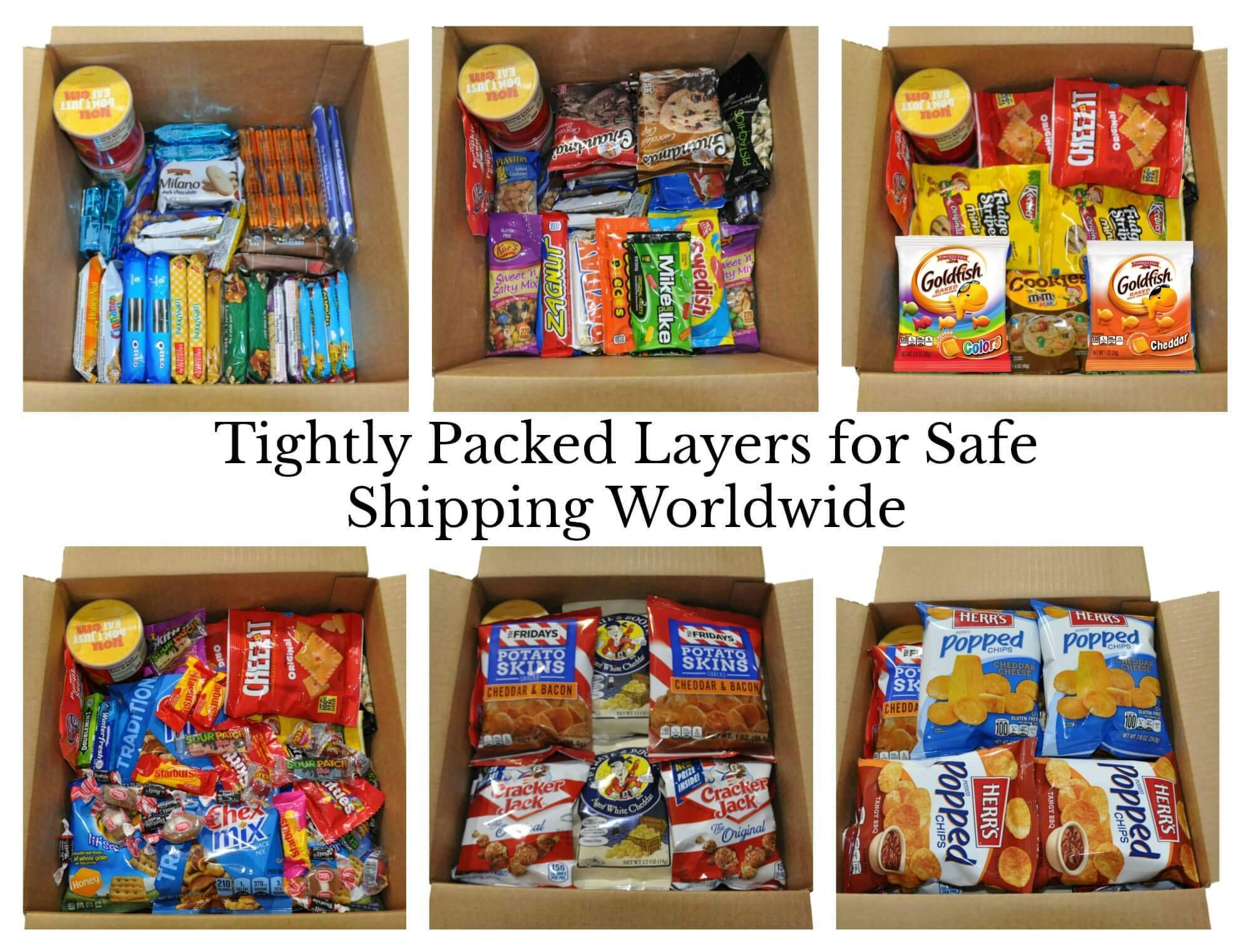 Deluxe 130 Count Snack Food Variety Pack | Office Snacks or School Lunchbox Snacks |10 Pounds of Sweet and Salty Options by Perpetual Motion Enterprises, Inc. (Image #3)