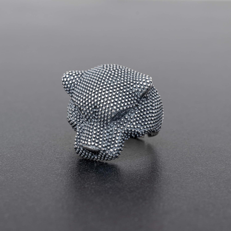 925 anillo de plata esterlina para hombres anillo hombres joyas ...