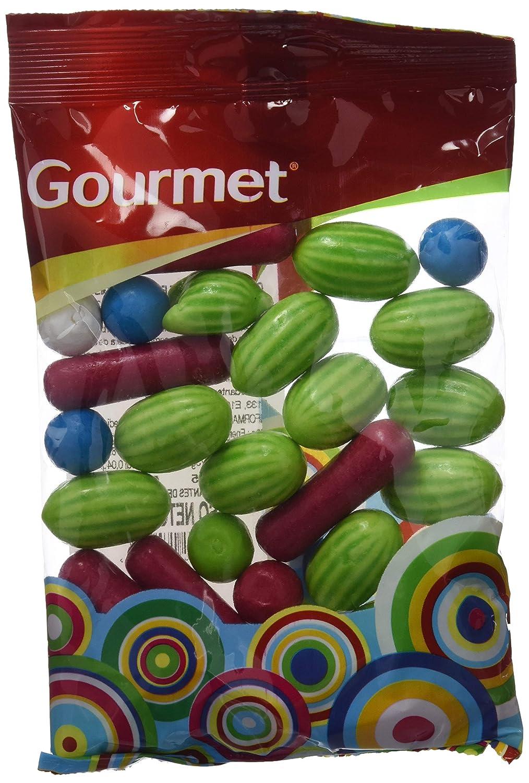 Gourmet Gominolas Frutas Surtidas Grageadas - 150 g: Amazon.es: Amazon Pantry