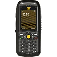 CAT B25 Ultra Rugged Dual Sim Phone - 512MB, 2G, Black