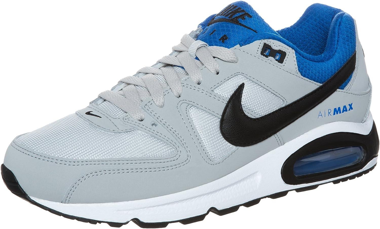 Nike - Zapatillas de Piel para Mujer Gris Blau,Grau,Schwarz, Color ...