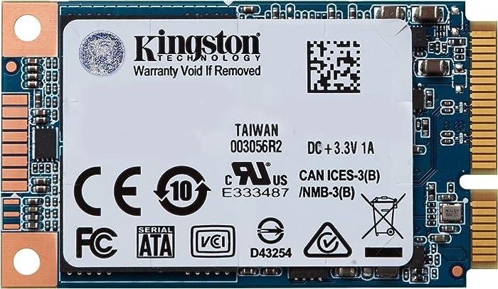 KINGSTON Digital SUV500MS/120G 120GB SSDNOW UV500 Msata SSD 3.5 Internal Solid State Drive