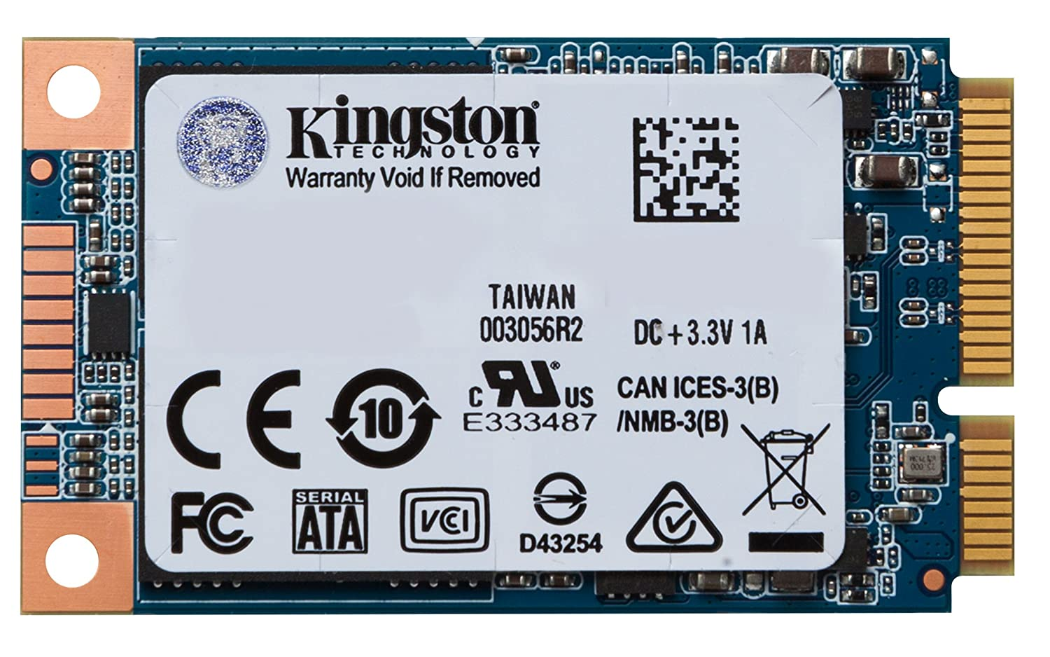 Kingston SUV500MS/240G SSD Interno mSata da 240 GB