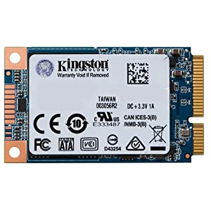 Kingston SUV500MS/480G - Disco Duro sólido de 480 GB (mSATA ...