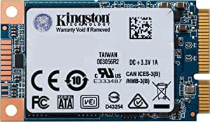 Kingston SUV500MS/120G - Disco Duro sólido de 120 GB (mSATA ...