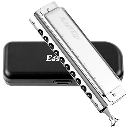 6cf48f2a9 Easttop T10-40 Mouth Organ Harmonica (Key of C)  Amazon.in  Musical  Instruments
