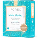 FOREO F3975 Matte Maniac UFO-Activated Mask 6 pack