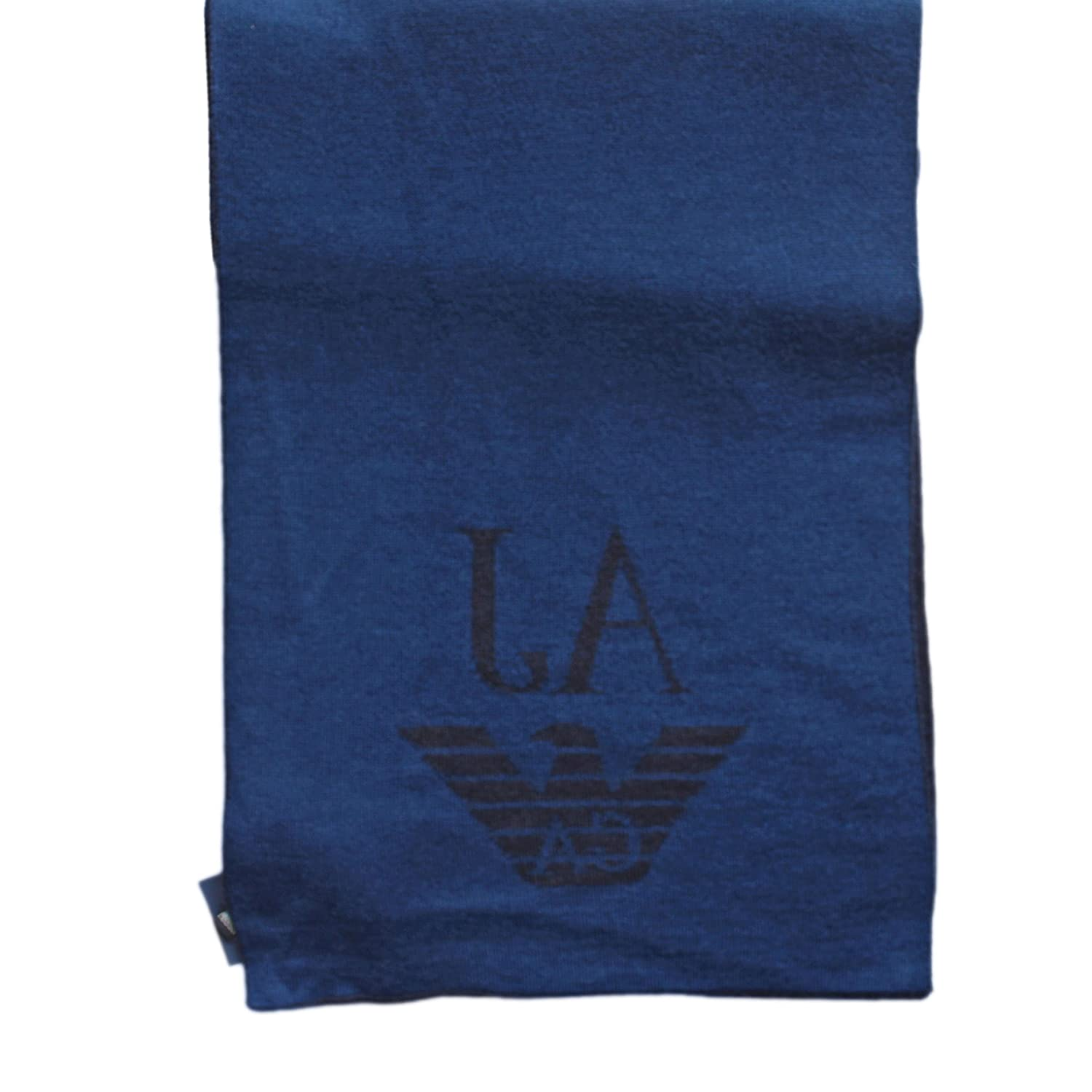 Armani Jeans Knitted Scarf/Beanie 'Sciarpa' Gift Set